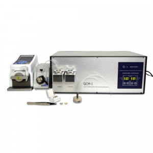 QCM-I QCM-D Quartz Crystal Microbalance Device By MicroVacuum Ltd