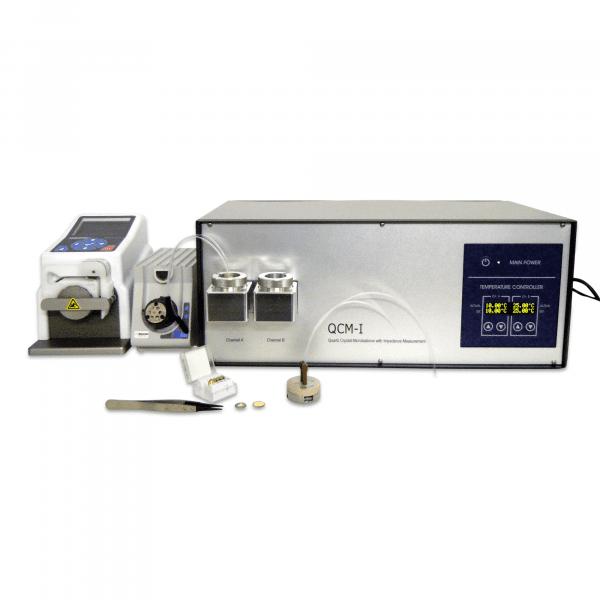QCM-I QCM-D Quartz Crystal Microbalance Device By MicroVacuum Ltd