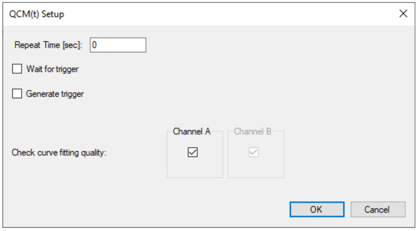 Synchronizing QCM-I (QCM-D) Measurements Using the Digital IO Port Figure 4